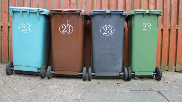 Úroveň triedenia odpadov za rok 2018