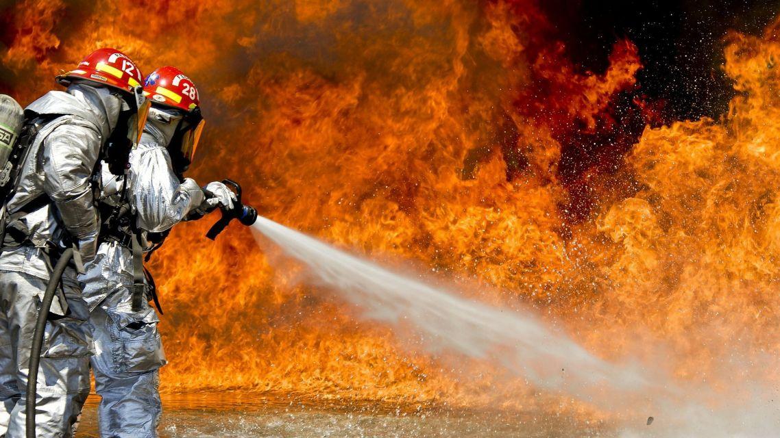 Zabezpečenie ochrany lesov pred požiarmi